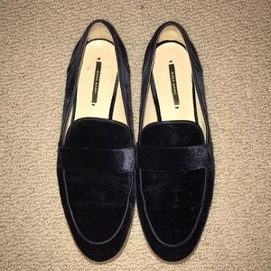Velvet Zara loafers